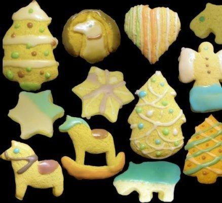 Cutout Cookie Decorator Icing