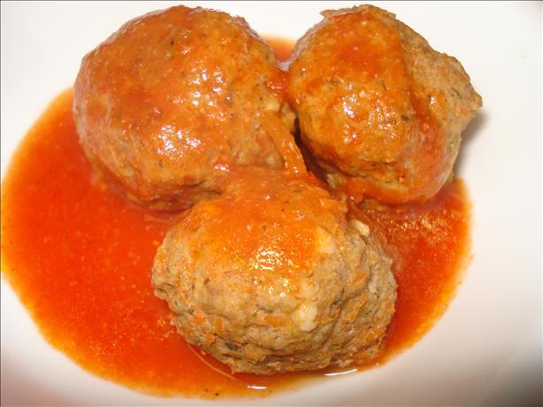 Dasha's Meatballs