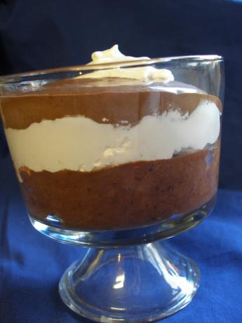 Triple Layer Chocolate Mousse