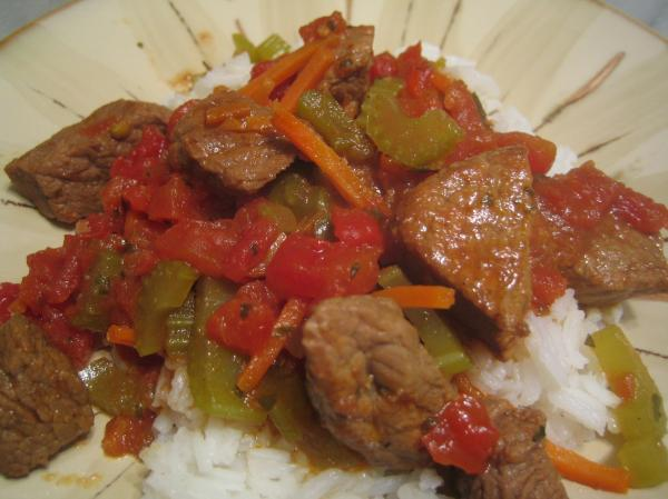 Creole Beef
