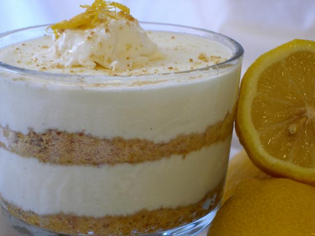 Bird's Lemonade Stand Parfaits
