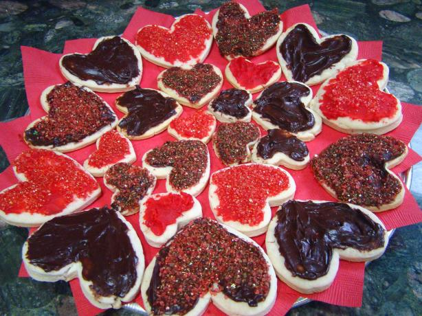 My Favorite Rolled Sugar Cookies