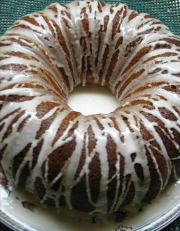Mama Mac's Bundt Pound Cake