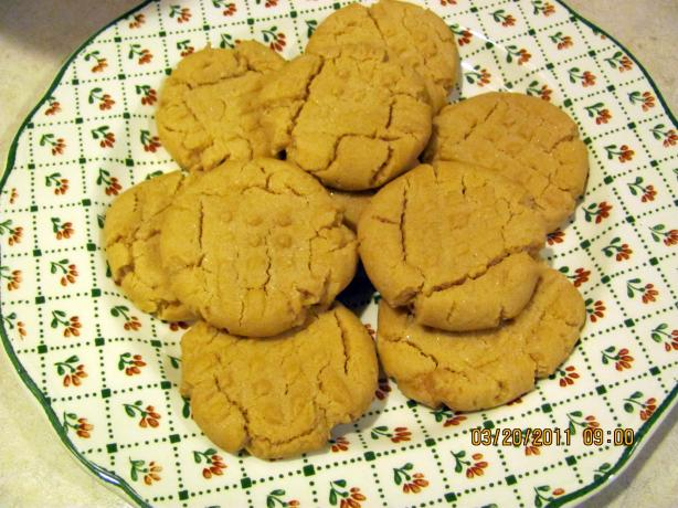 My Favorite Peanut Butter Cookie Recipe :)