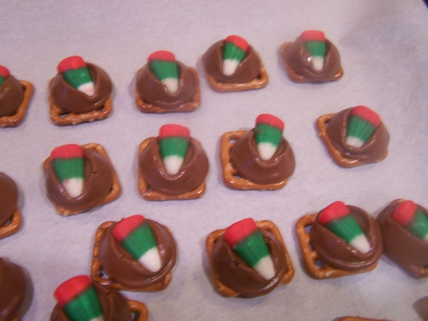 Rolo Pretzel Candy