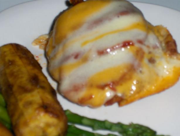 Veal Cutlets Parmesan