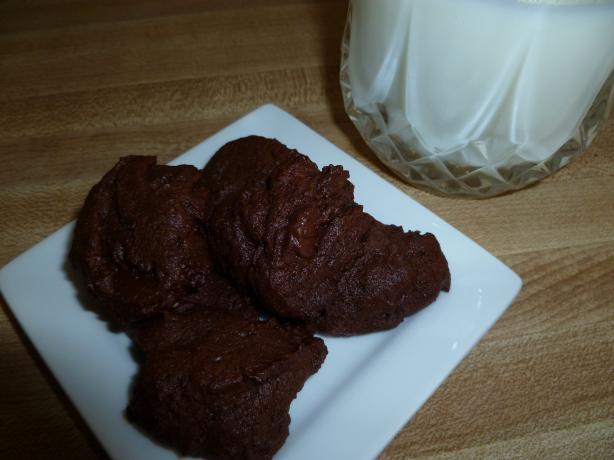 Cayenne Chocolate Cookies