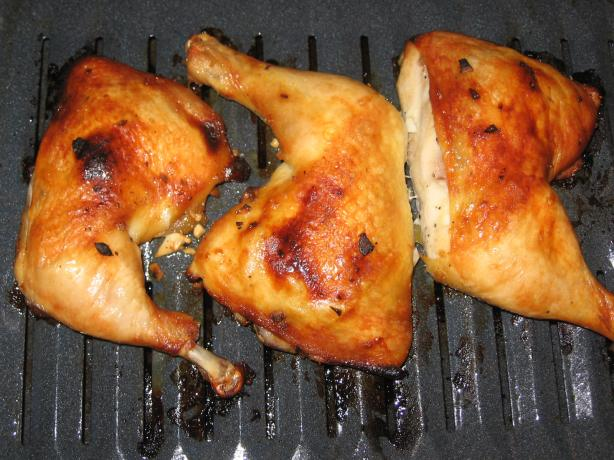 Lea's Baked Chicken