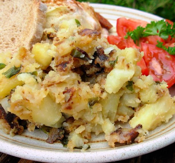 Breakfast Potatoes Oregano