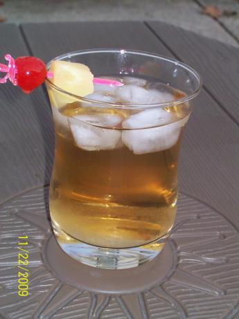 Wisconsin Brandy or Whiskey Old-Fashioned