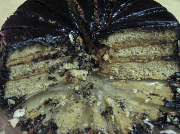 Fat Elvis Cake
