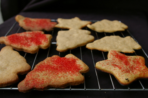 Cinnamon Sugar Cutouts