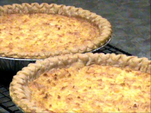 Granny's Coconut Pie