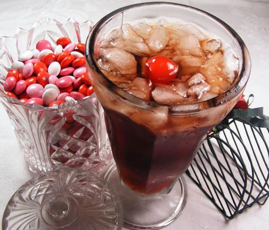 Cherry Cola Non Alcohol