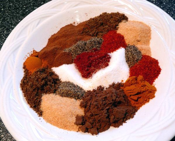 North African Spice Blend