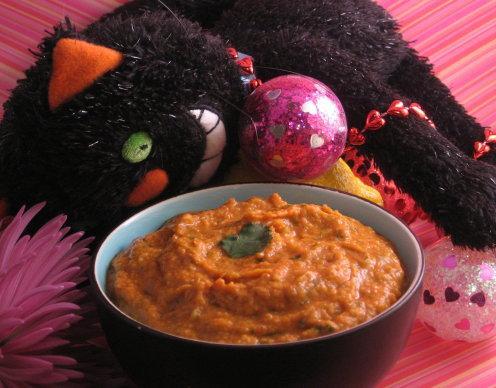 Smokey Chili Lime Hummus