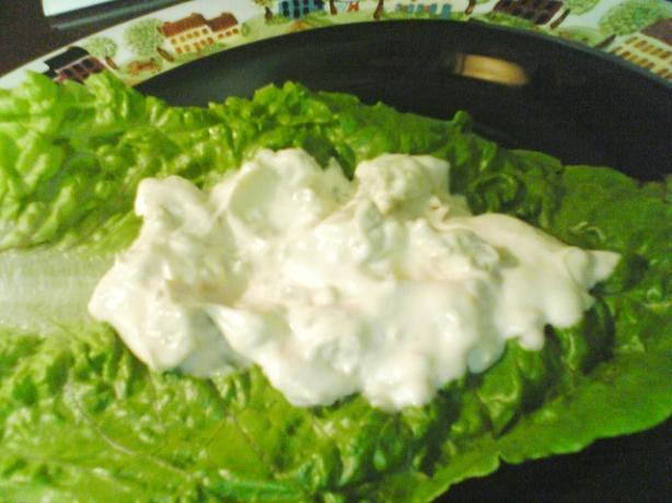 Bill's Blue Cheese Dressing