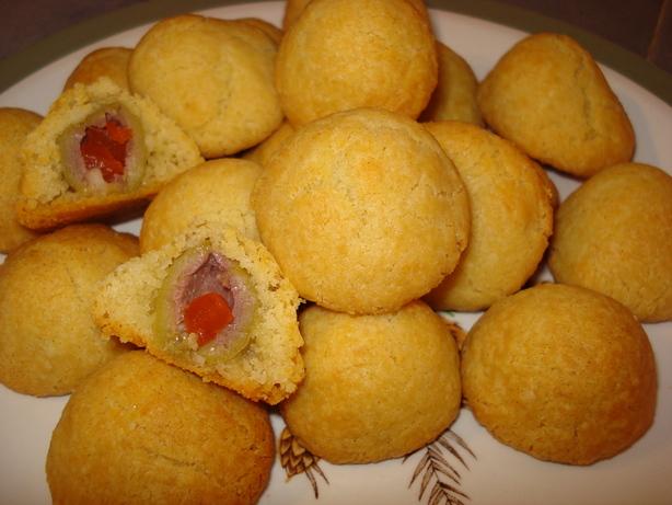Olive Pastries
