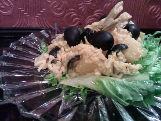 Artichoke Hearts Salad