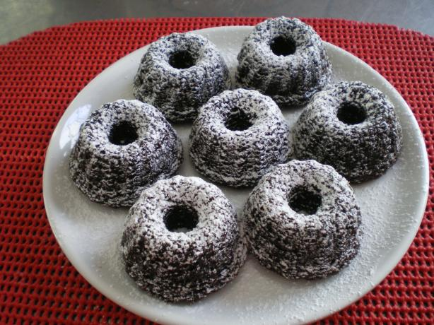 Black Coffee Cake