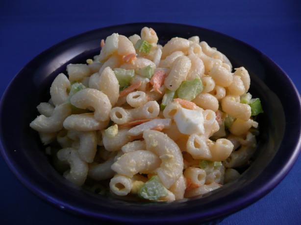 Ida's Macaroni Salad