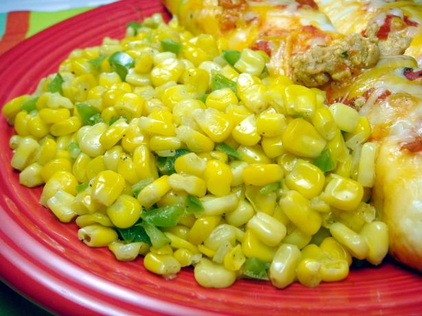 Gussied-Up Corn