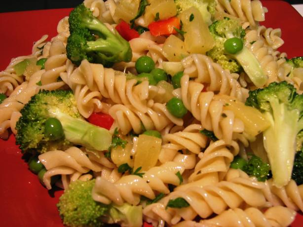 Sunshine Pasta Salad