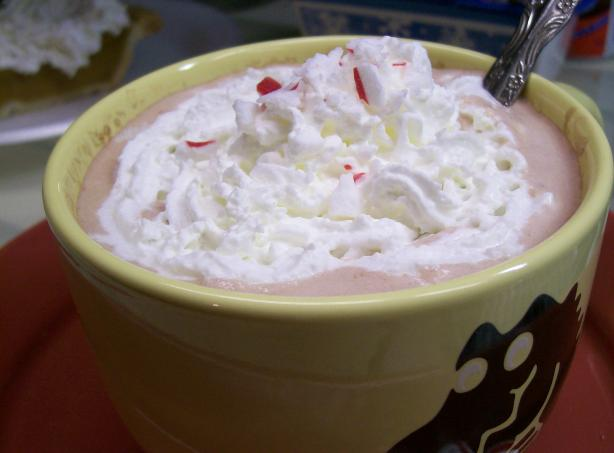 Minted Hot Cocoa