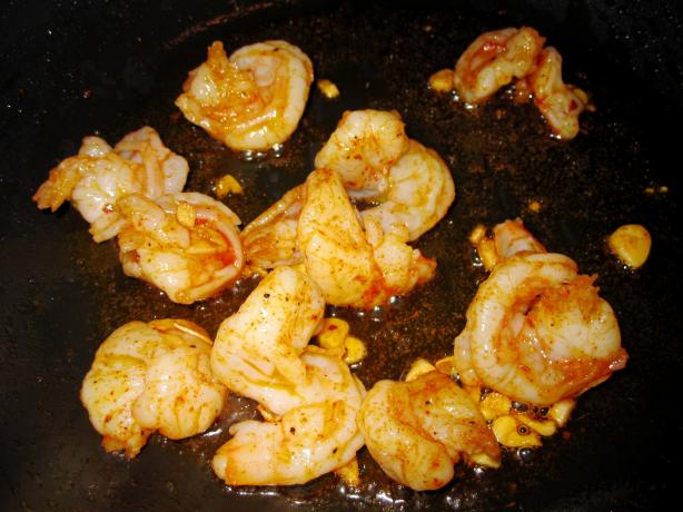 Shrimp Pil-Pil - Rachael Ray