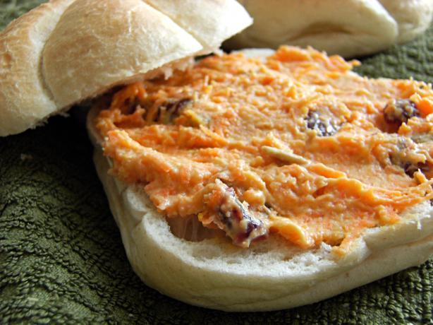 Updated Peanut Butter Sandwich