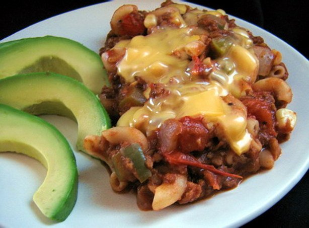 Mexican Scramble (Diabetic)
