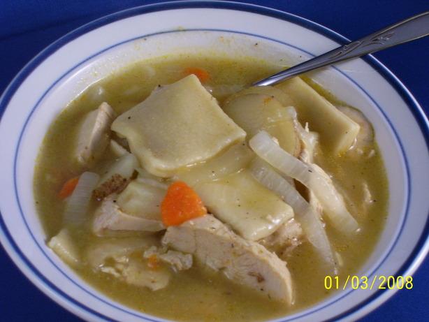 Chicken Popeyes (Bott Boi)