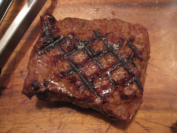 Skirt Steak Ala Stove Top Grill Pan