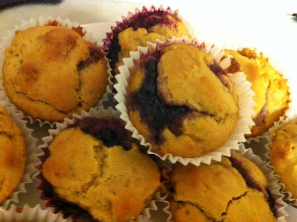 Any Kind Muffins (Gluten Free)