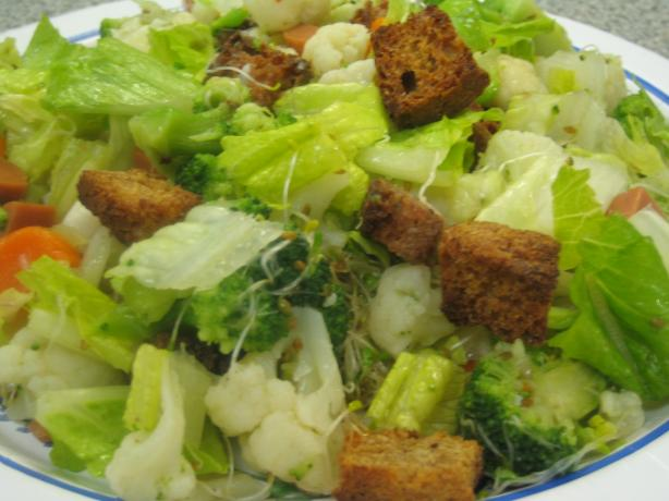 Salad Croutons