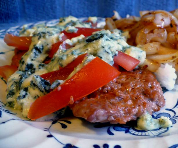 French Bistro Steak and Tomatoes