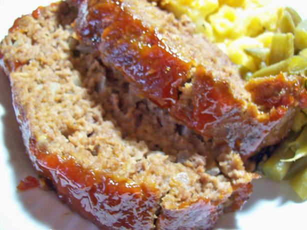 Dad's Awesome Meatloaf