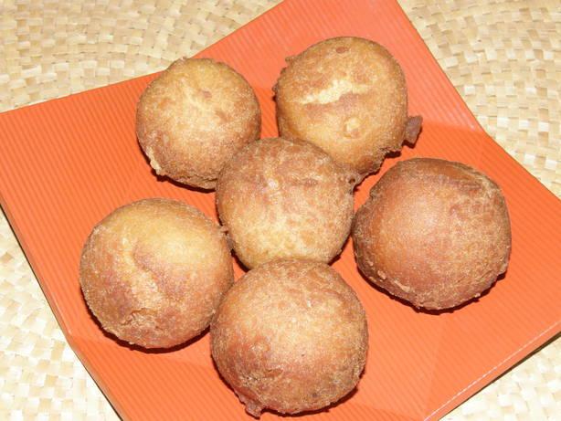 Andagi (Okinawan Doughnuts)