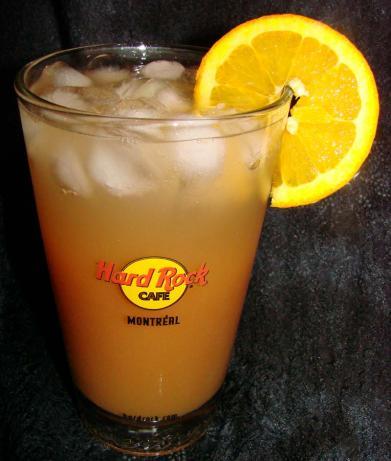 Orange Brandy Cooler