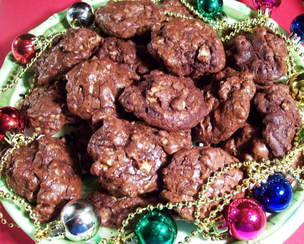 Bittersweet Decadence Cookies
