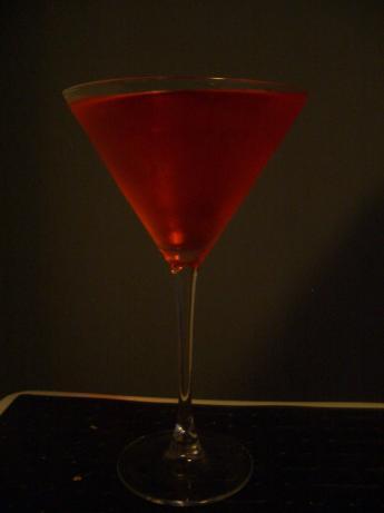 Strawberry Sucker (Alcohol)
