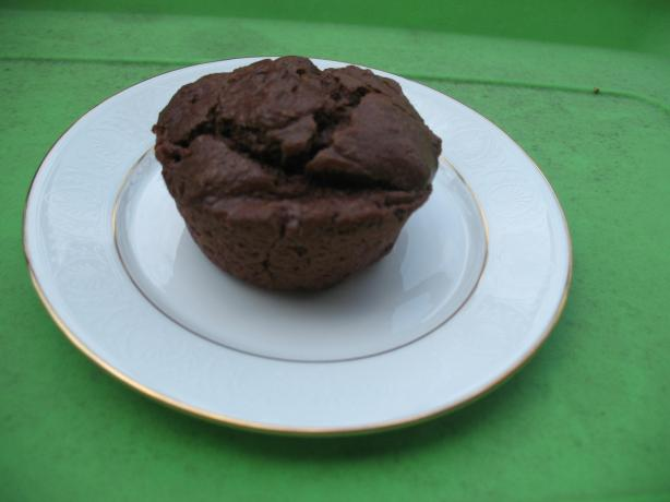 Chocolate-Berry Muffins