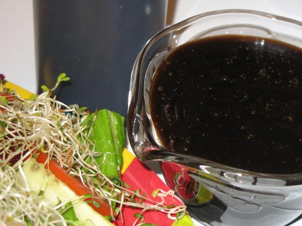 Honey Balsamic Vinaigrette