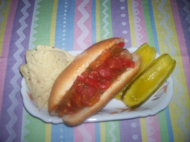 Italian Sausage & Roasted Pepper Sandwiches