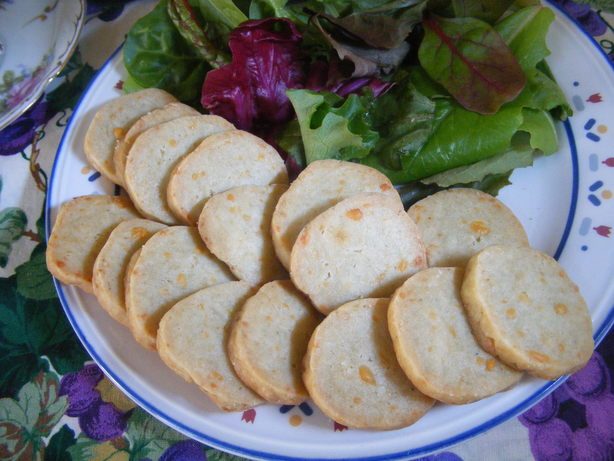 Blue Cheese Wafers