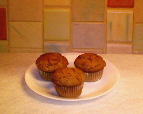 Carrot Cake Mix Muffins