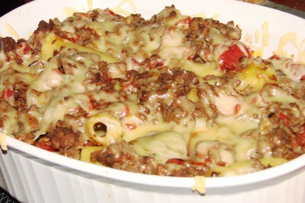 Bibianne's Macaroni N Beef