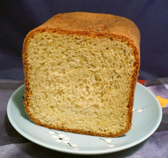 Cottage Cheese Bread - Abm