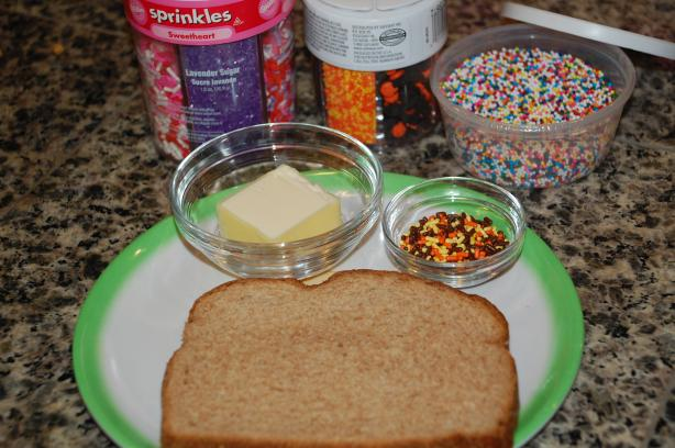 Typical Dutch Breakfast / Vlokken, Kwinkslag En Hagel