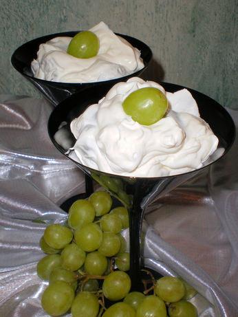 Grapes a La Creme